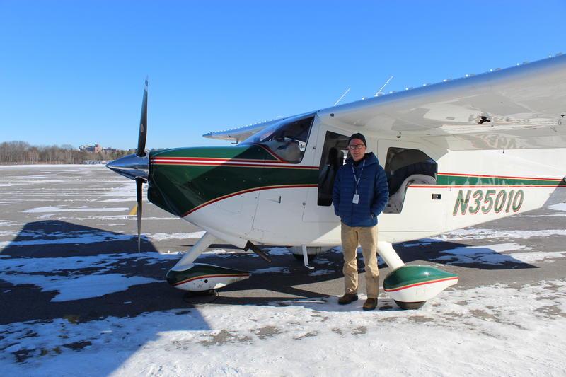 LightHawk Pilot Jamie Gamble