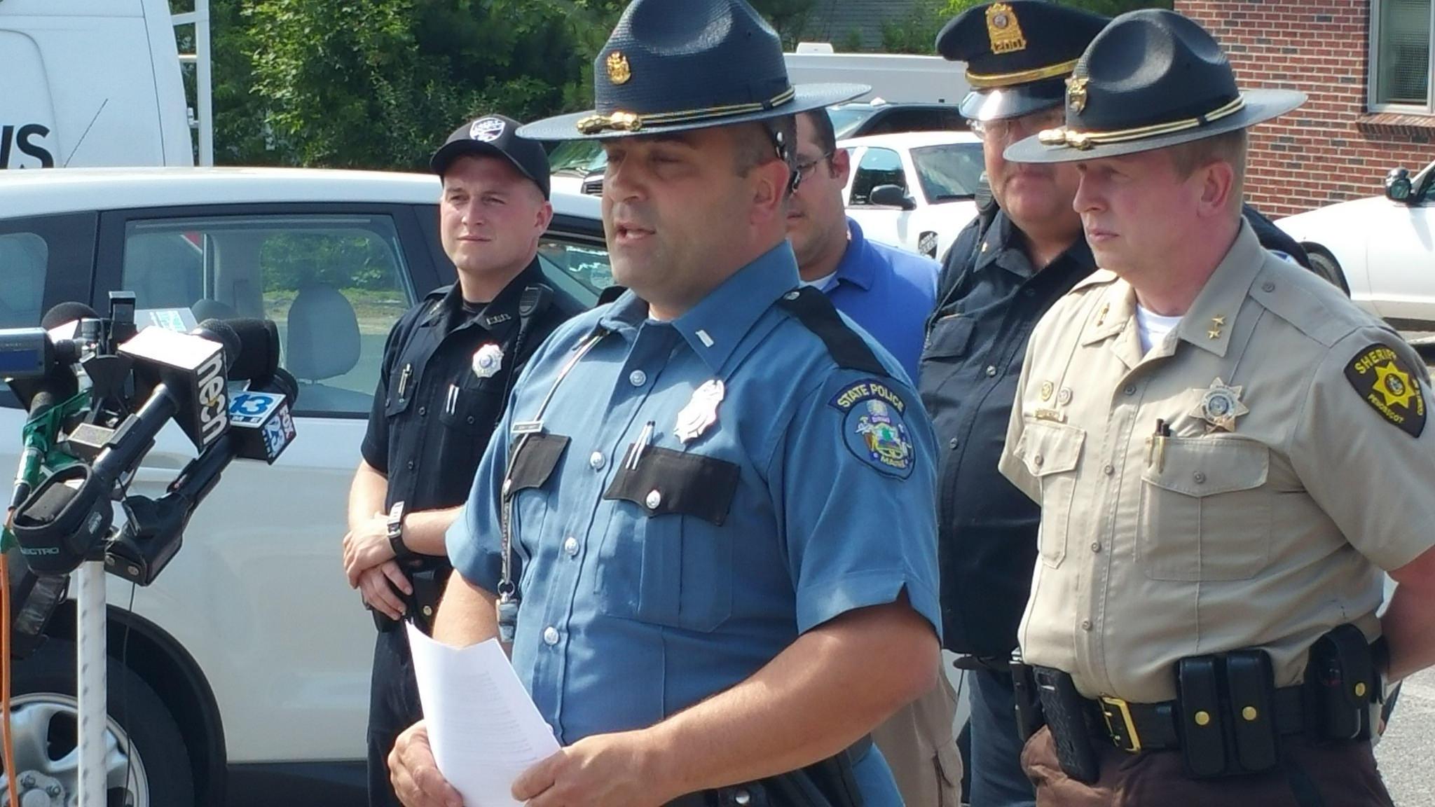 5 Shot, 2 Killed in Northern Maine Crime Spree; Ex-Convict ...