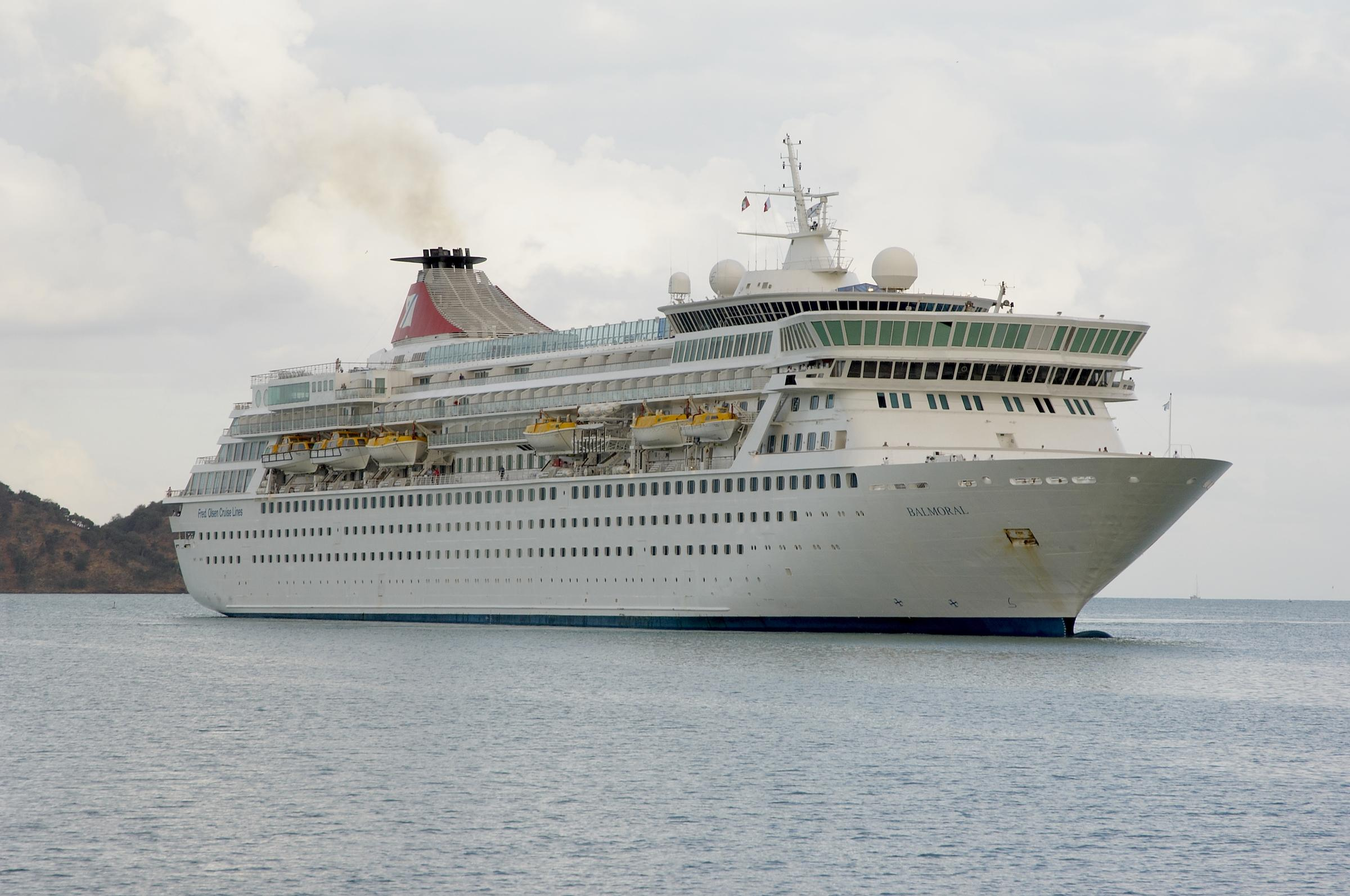 Portlands First Cruise Ship Docks Sunday Health Officials - Which cruise ships have had norovirus outbreaks