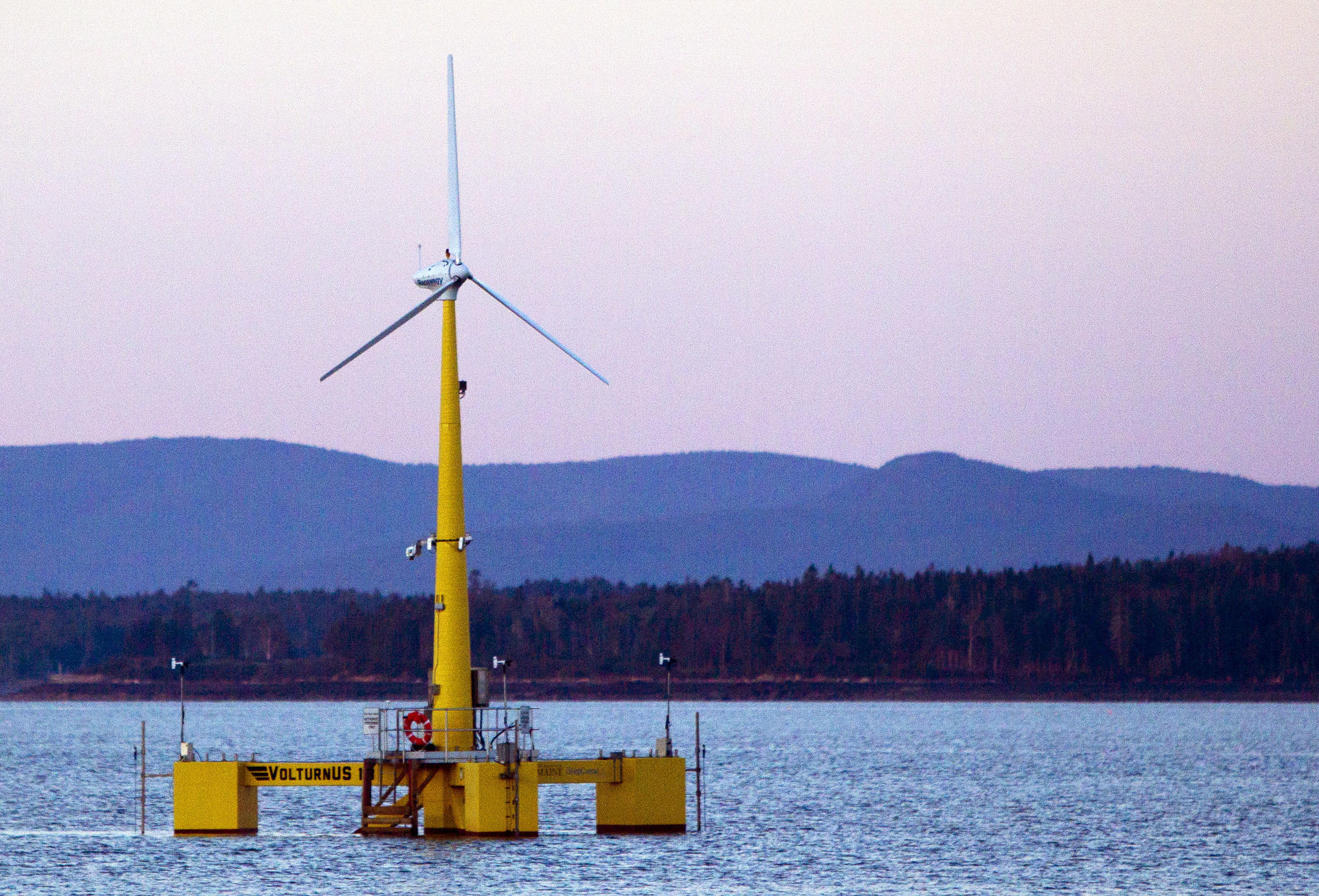 Bill Would Move Wind Power Project Farther From Monhegan Island