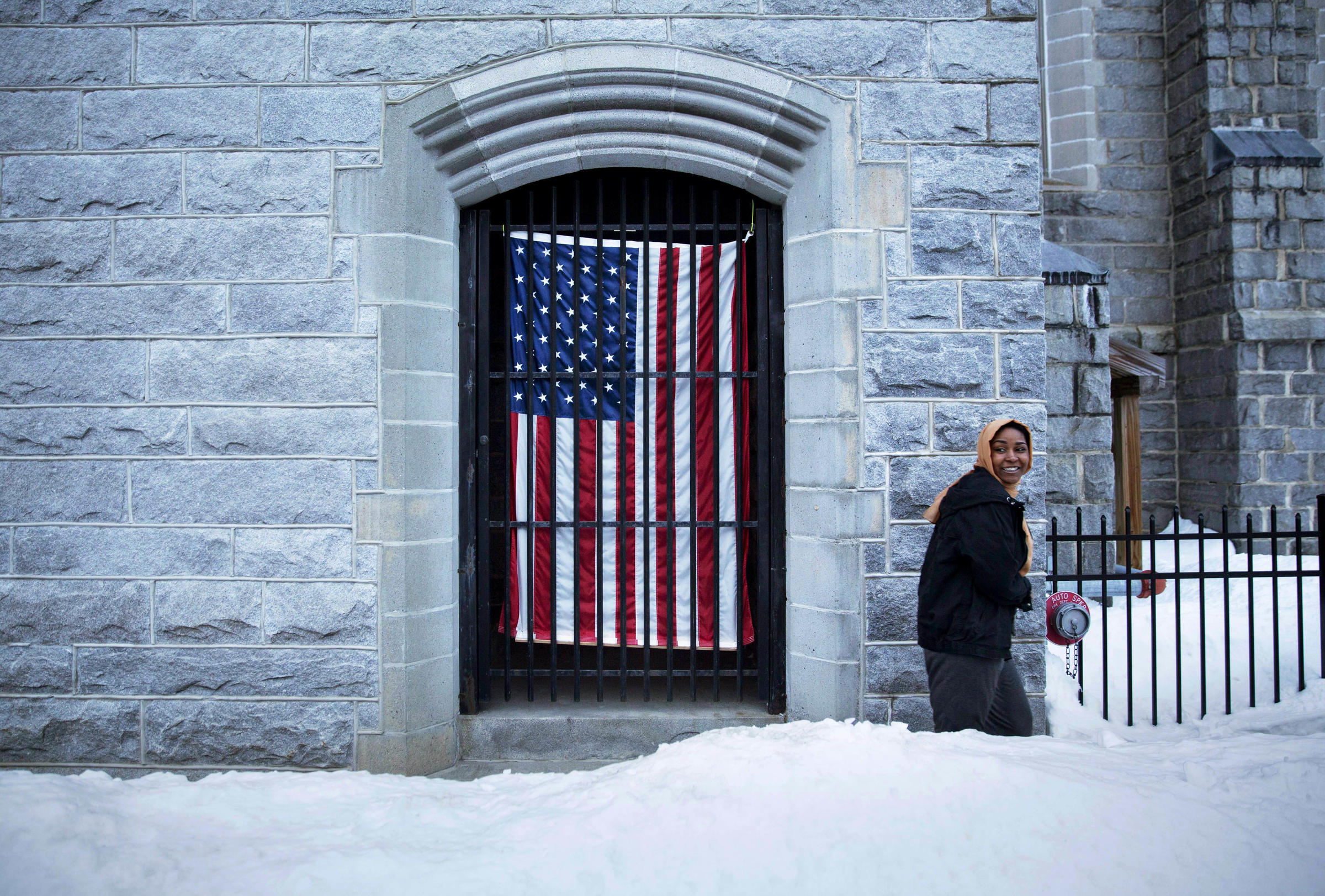 How A Maine Community Changed By Refugees Came To Embrace Trump