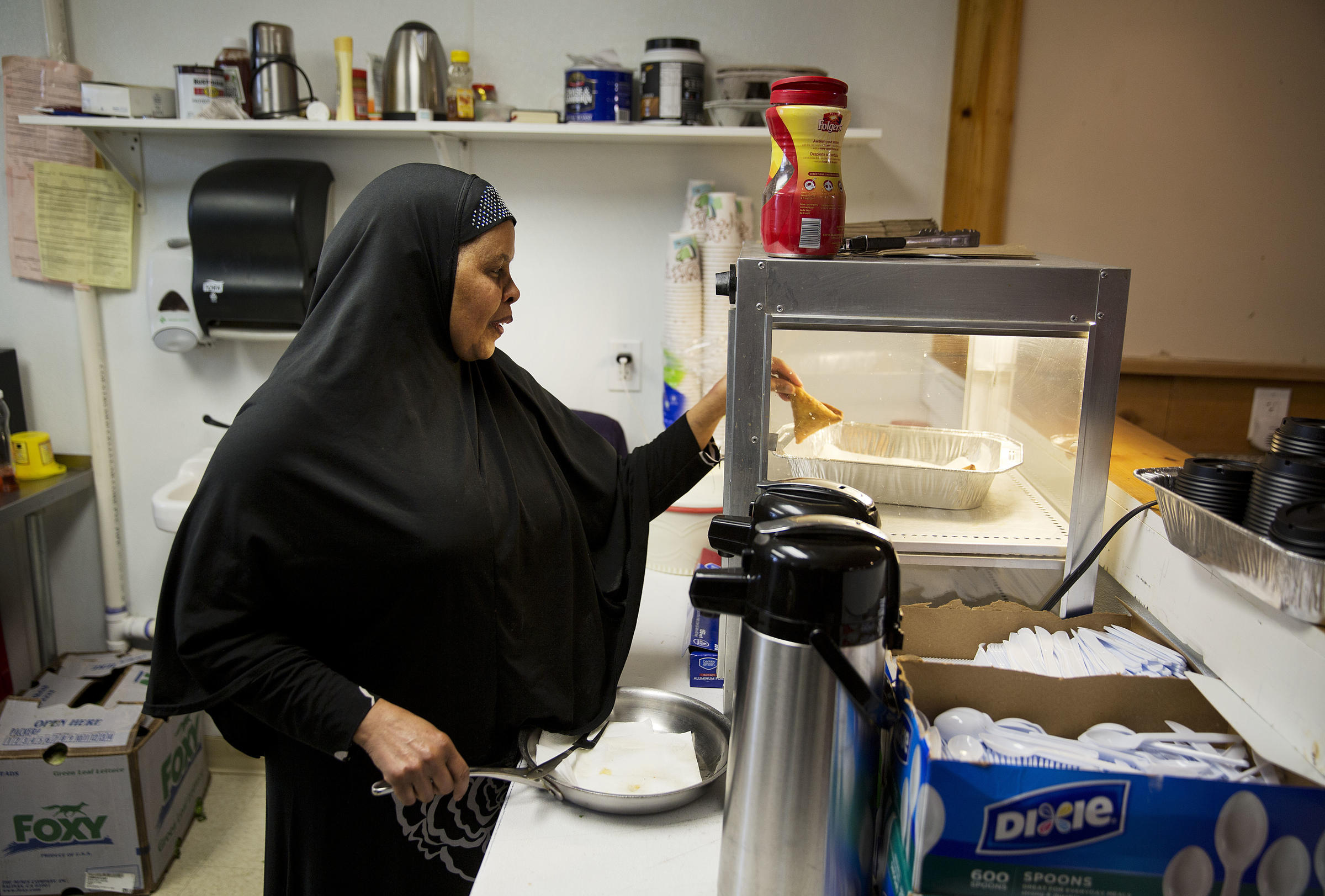 How A Maine Community Changed By Refugees Came To Embrace Trump Country Kitchen Lewiston