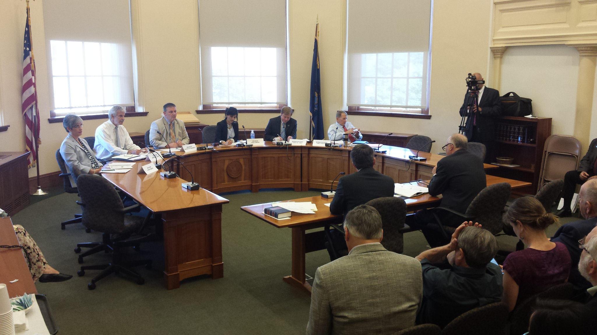 Maine Legislative Leaders Strike Budget Deal as Shutdown Looms