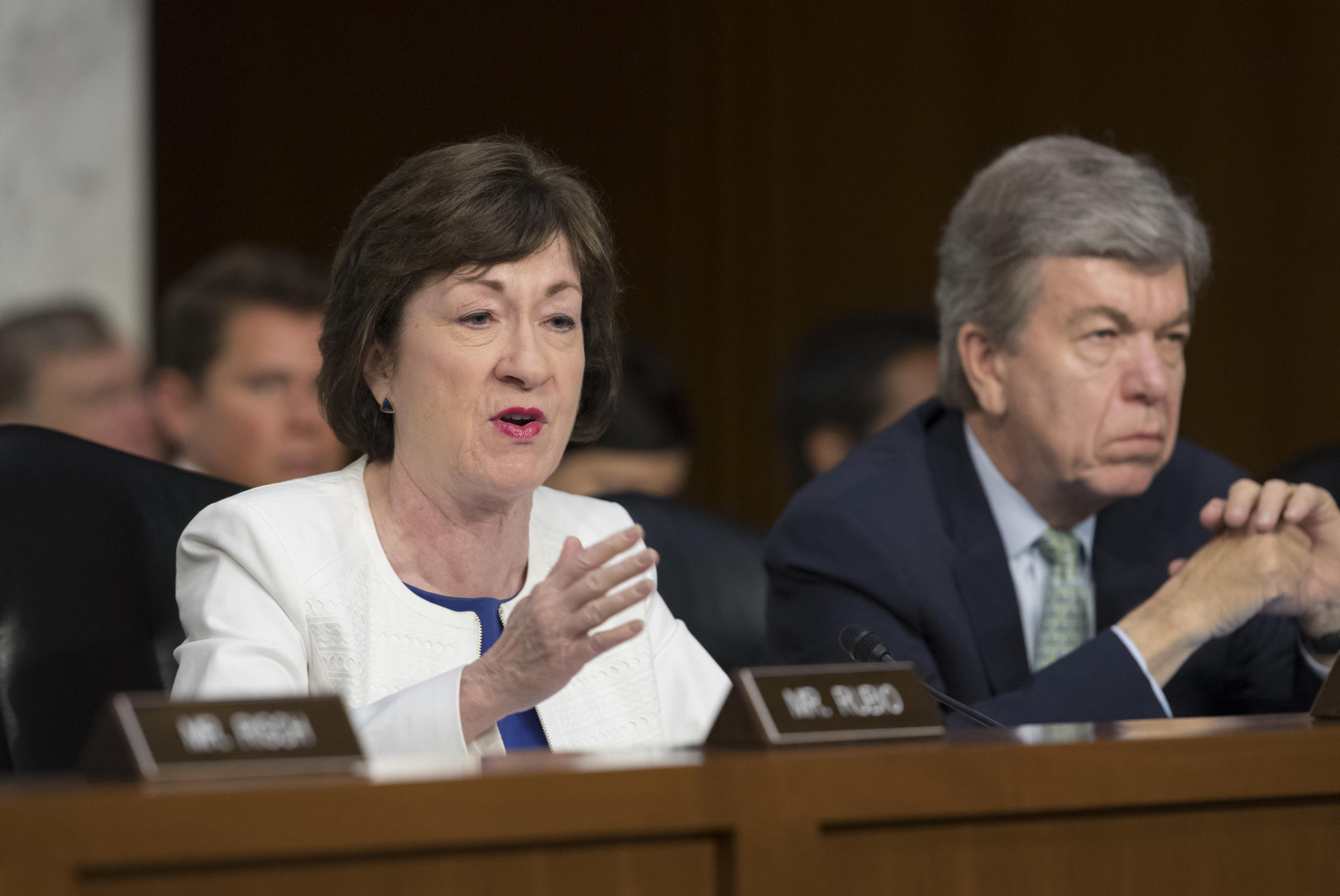 Democrats furious at evasive answers at hearing