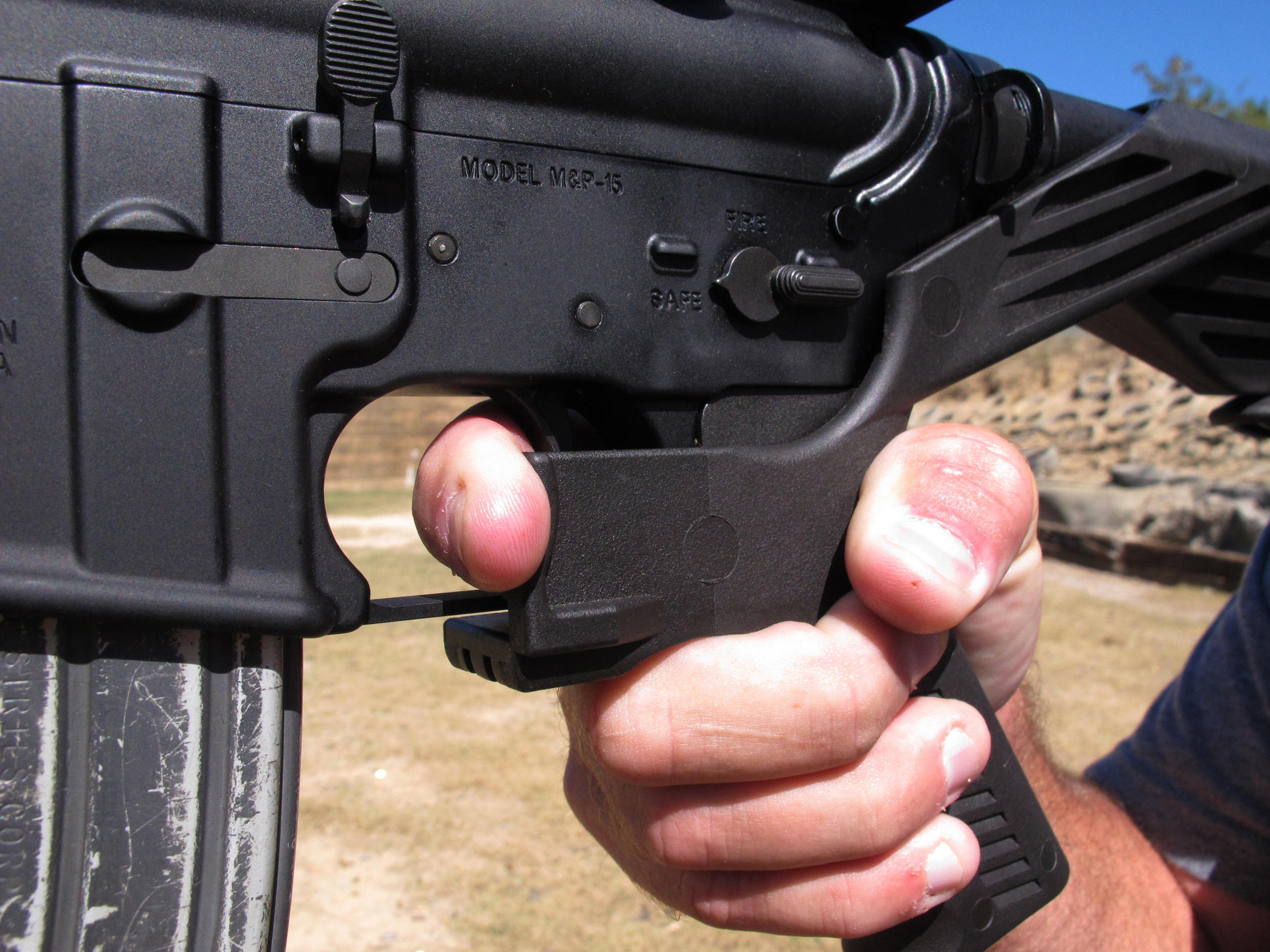 Getting fully automatic weapons might not be as easy as you think