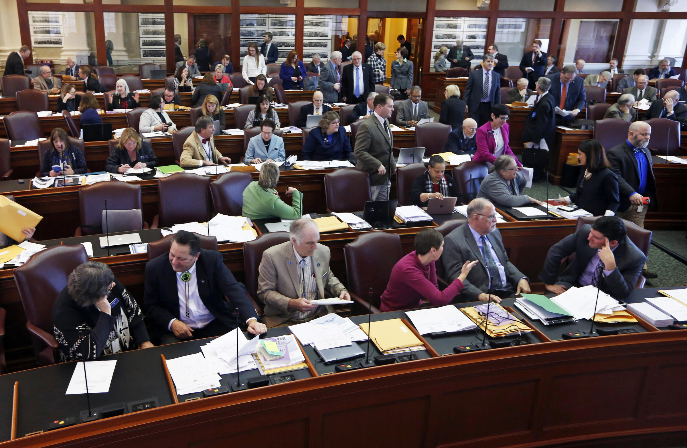 Maine Legislature To Return For Action Packed 2nd Session