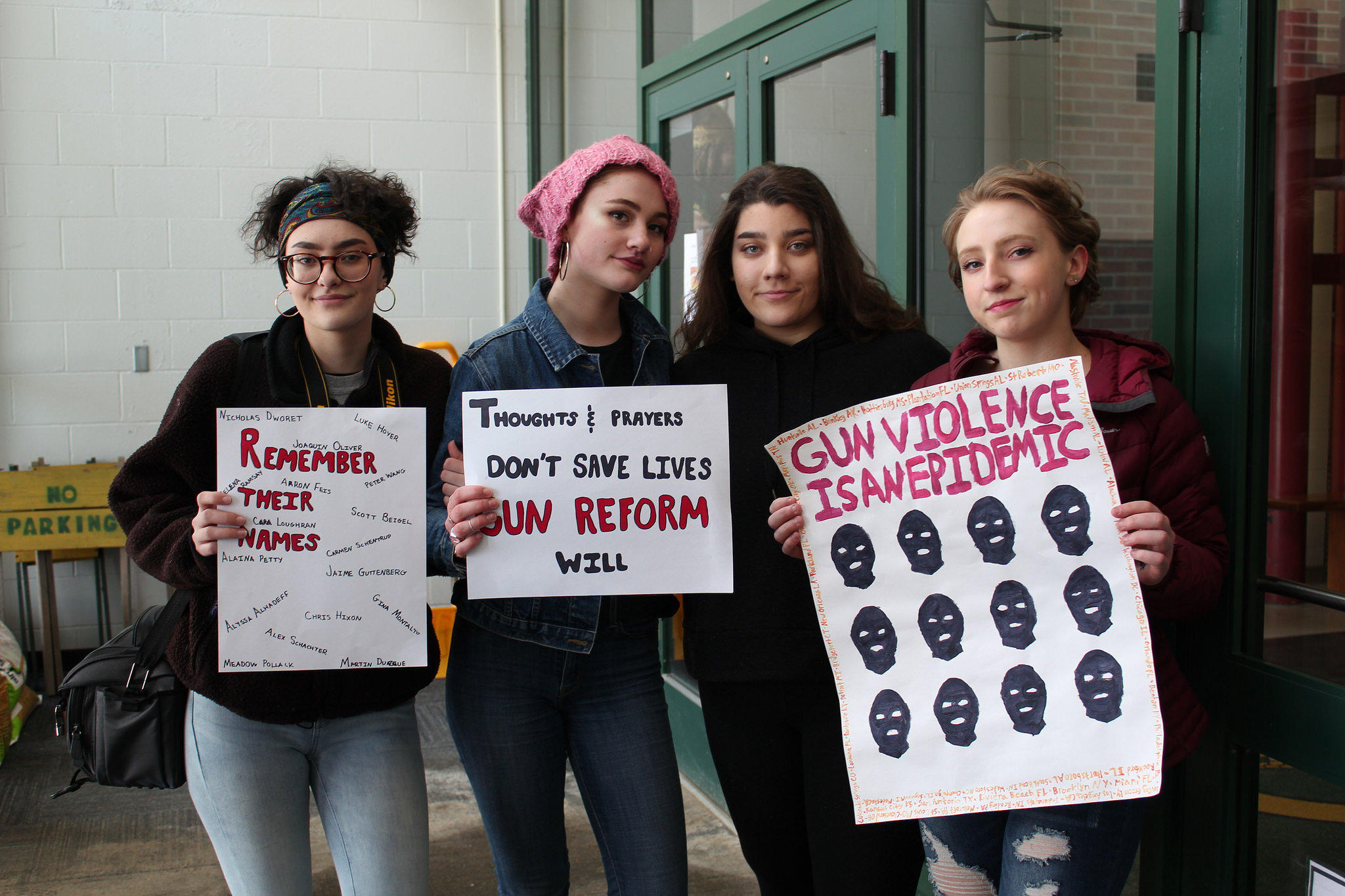 More Massachusetts students set to take stand against gun violence