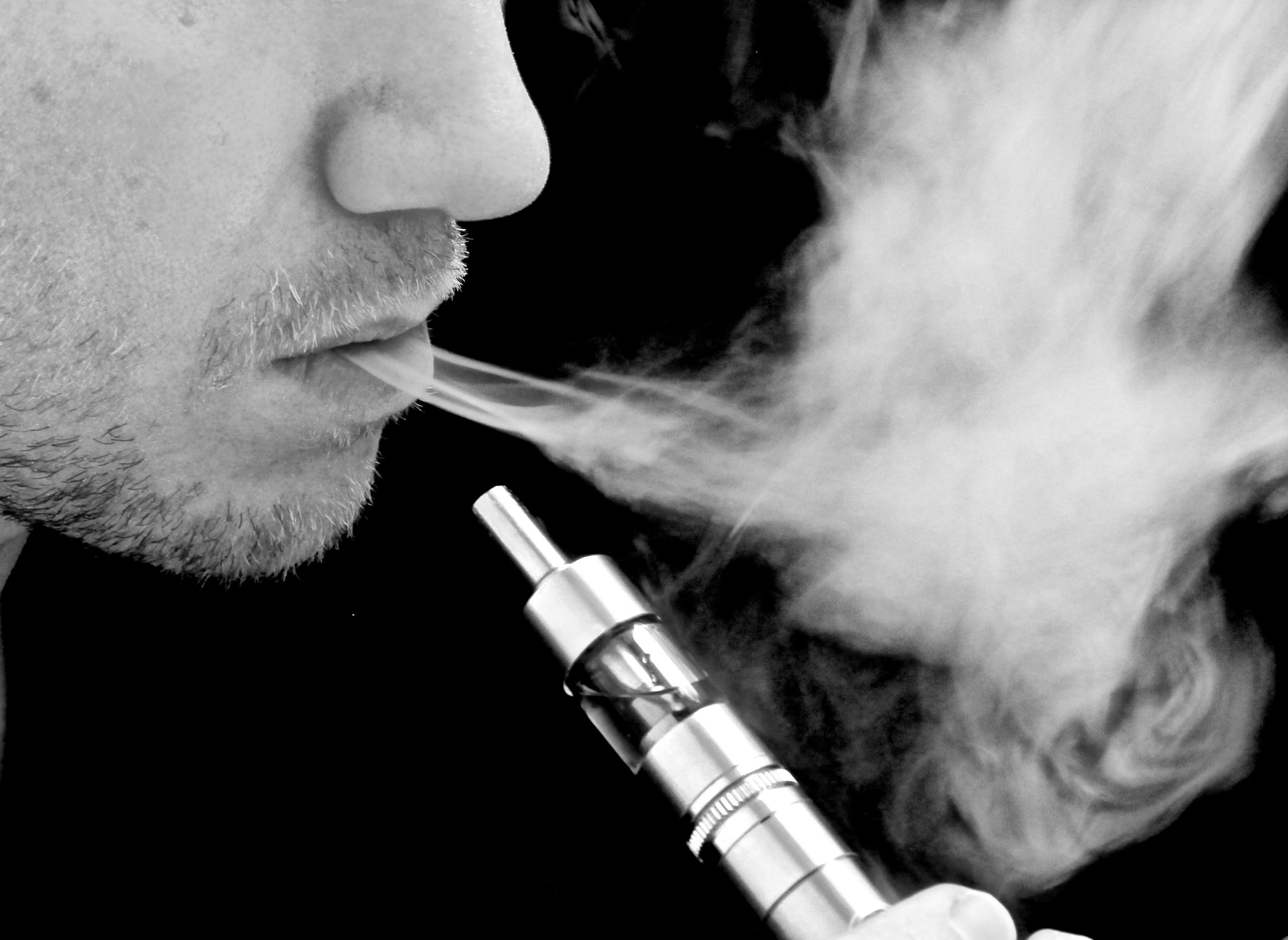 Vaping: The rapid rise in use of e-cigarettes