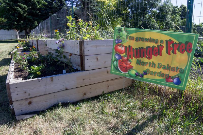 Community Garden in Fargo