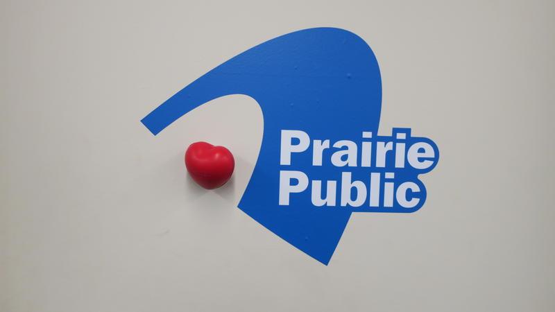 Prairie Public supports Hearts!
