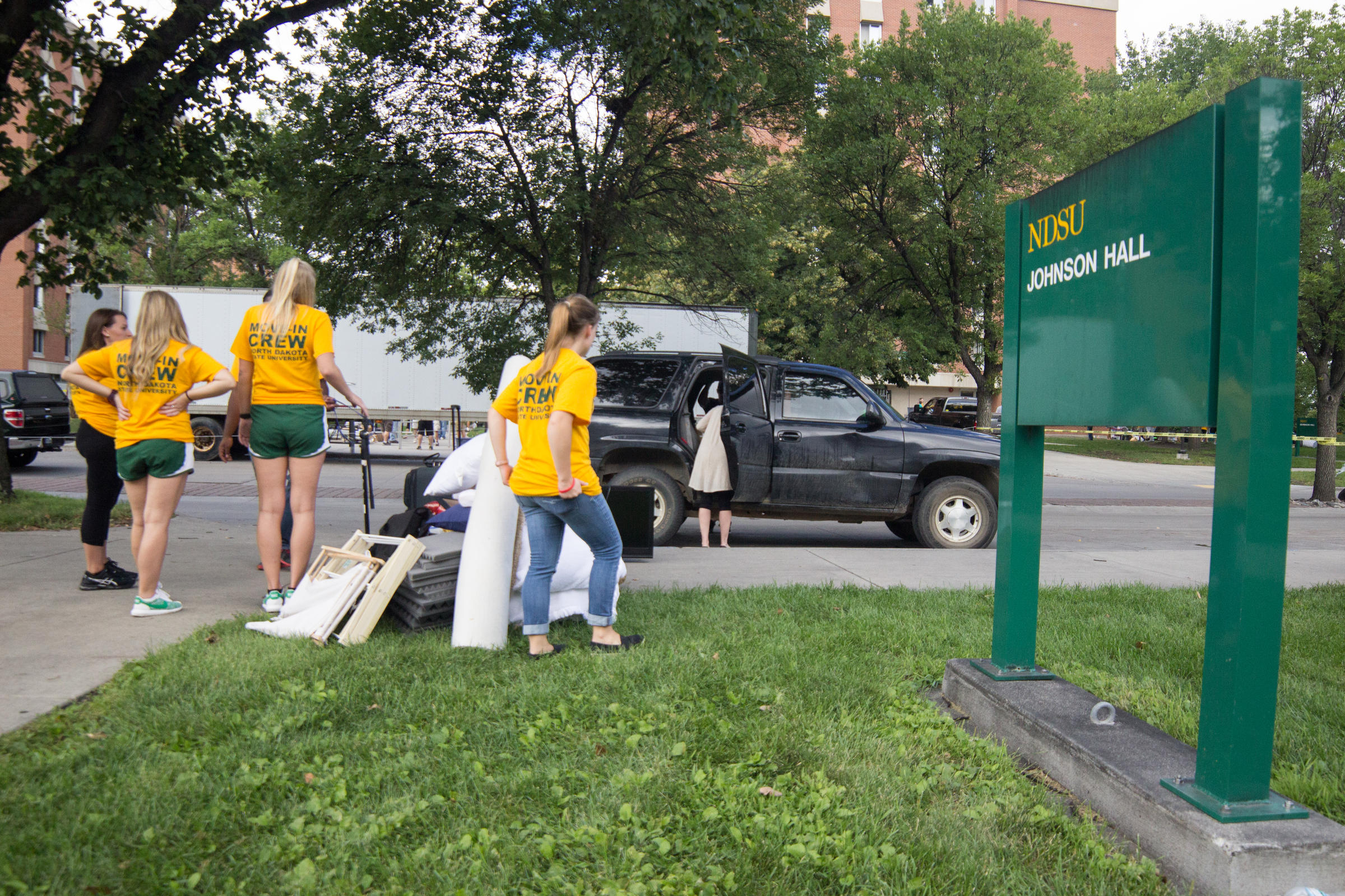 Ndsu Move In Day Marks New Chapter In Students Lives Prairie