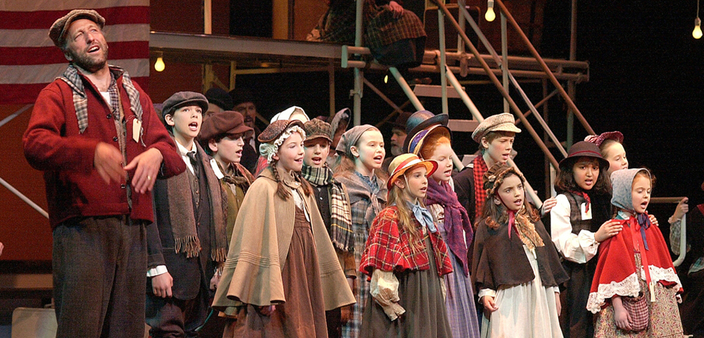 day 7 4 tickets to christmas revels at hopkins center new hampshire public radio - The Christmas Revels