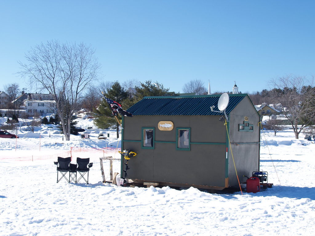 Busting Ice Fishing Myths With The Fish Nerds New