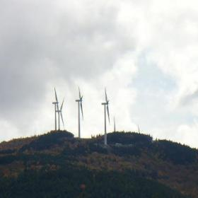 Wind farm being built in Groton, NH