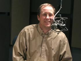 2nd District Libertarian candidate Hardy Macia talks with NHPR's Brady Carlson.