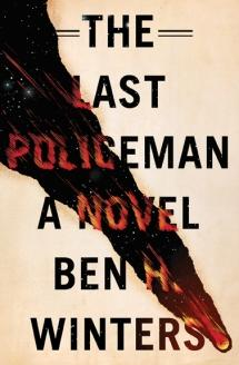 The Last Policeman cover.