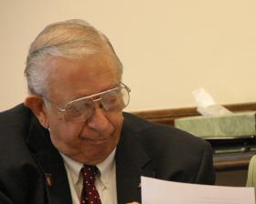 Rep. Larry Rappaport of Colebrook. Photo by Chris Jensen for NHPR