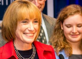 Governor-elect Maggie Hassan says she wants the North Country Priorities task force to gather information so the needs of that area