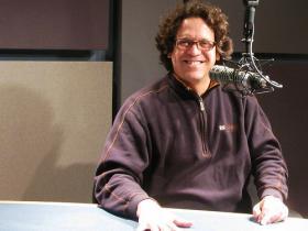 New Hampshire Music Festival's new Music Director, Donato Cabrera.