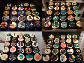 100 Games - Cupcake Edition