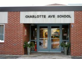 Charlotte Avenue Elementary School in Nashua.