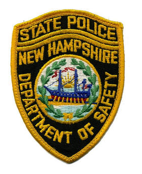 USA - NH - New Hampshire State Police