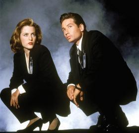 X-Files. Believe.