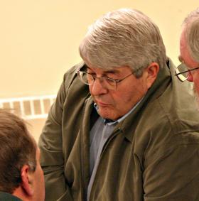 Dan Hebert, co-owner of the Balsams. Photo by Chris Jensen