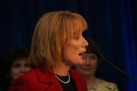 Governor Maggie Hassan supported a casino during her campaign, and continues to push for it as a way to fund her budget priorities.