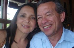 Martha and Alvaro Galvis of Nashua were injured in the Boston Marathon bombings.