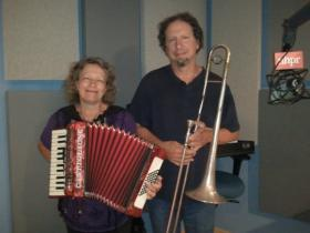 Leslie Simmons and Fred Vogel of Folksoul