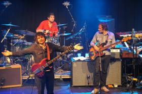 Wilco at Paradiso in the Netherlands in 2009.