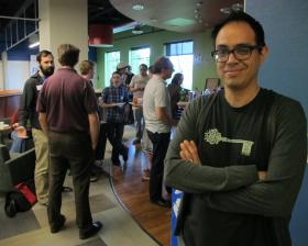 Alfonso Fabrega co-founded the Happ-A-Thon, a 30-day challenge for New Hampshire app developers.