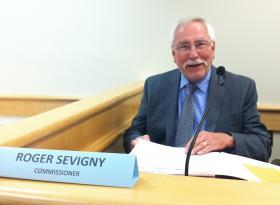 N.H. Insurance Department Commissioner Roger Sevigny