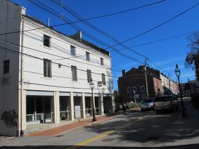 175 Market Street is one location of a proposed development in downtown Portsmouth.