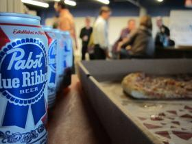 Designers, developers, pizza and PBR: Everything you need for a successful Happ-a-Thon.