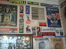 The inside of Robie's Country Store in Hooksett.