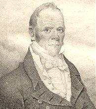 Archive photo of Samuel Thompson