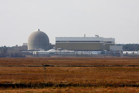 The Seabrook Nuclear Power Plant