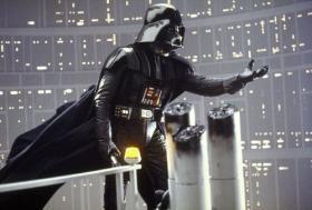 Luke! It's me, Dad! Stop running away from me.