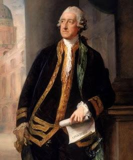 Archive photo of John Montagu, the Earl of Sandwich