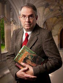 """James Krasner, professor of English, teaches """"Harry Potter as Storytelling: An Online Adventure for the Young Fan."""""""