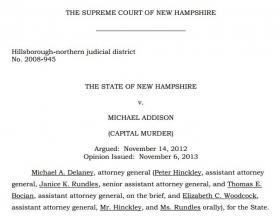 The ruling from the New Hampshire Supreme Court
