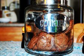 Cookies. No more needs to be said.