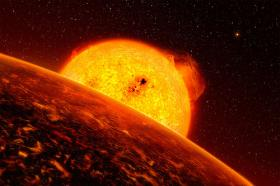 Most Earthlike Exoplanet started out as a gas giant.
