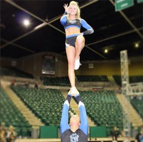 """Cheerlebrity"" Carly Manning"
