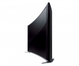 The Sony Curved LED HDTV