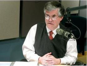 Former N.H. Supreme Court Chief Justice John Broderick, appearing on The Exchange in 2010