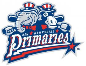 The original New Hampshire Primaries logo.