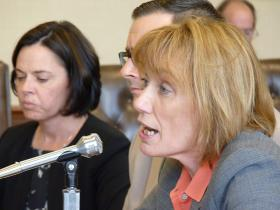 Governor Hassan announces a proposed settlement with 25 of the state's hospitals.